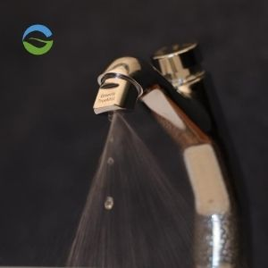 mist tap nozzle angled tap